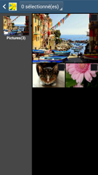 Samsung Galaxy S4 Mini - Photos, vidéos, musique - Envoyer une photo via Bluetooth - Étape 7
