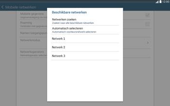 Samsung Galaxy Tab4 10.1 4G (SM-T535) - Buitenland - Bellen, sms en internet - Stap 10
