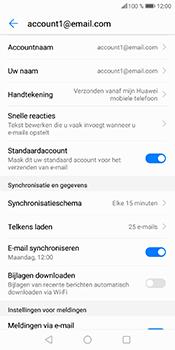 Huawei P Smart (Model FIG-LX1) - E-mail - Instellingen KPNMail controleren - Stap 8