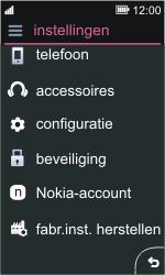 Nokia Asha 311 - Internet - handmatig instellen - Stap 3