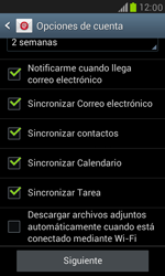 Samsung Galaxy S3 Mini - E-mail - Configurar Outlook.com - Paso 9