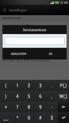 HTC Desire 601 - SMS - Handmatig instellen - Stap 9