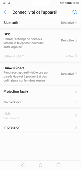 Huawei P20 - Bluetooth - connexion Bluetooth - Étape 6
