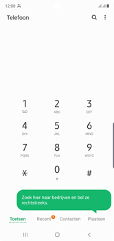 Samsung galaxy-note-10-dual-sim-sm-n970f - Beveiliging en ouderlijk toezicht - Nummer blokkeren - Stap 4