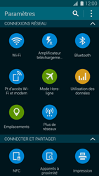 Samsung Galaxy S5 - Premiers pas - Configurer l