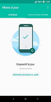 Alcatel 3L - Aller plus loin - Mettre à jour le logiciel interne de votre mobile - Étape 8