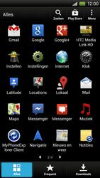 HTC S728e One X Plus - Netwerk - Handmatig netwerk selecteren - Stap 6