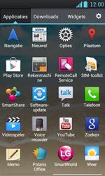 LG P700 Optimus L7 - Internet - aan- of uitzetten - Stap 3