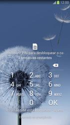 Samsung Galaxy S3 - Primeiros passos - Como ligar o telemóvel pela primeira vez -  3
