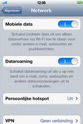Apple iPhone 4 S - Internet - Internet gebruiken in het buitenland - Stap 7