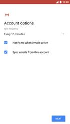 Nokia 8 (SingleSim) - Email - Manual configuration POP3 with SMTP verification - Step 21