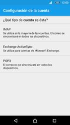 Sony Xperia M5 (E5603) - E-mail - Configurar correo electrónico - Paso 10