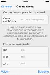 Apple iPhone 4S iOS 7 - Aplicaciones - Tienda de aplicaciones - Paso 14