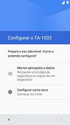 Nokia 3 - Primeiros passos - Como ligar o telemóvel pela primeira vez -  5