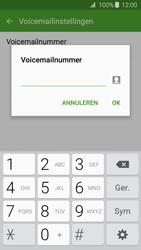 Samsung Galaxy J3 (SM-J320FN) - Voicemail - Handmatig instellen - Stap 9