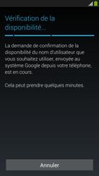 Samsung Galaxy S4 - Premiers pas - Créer un compte - Étape 14