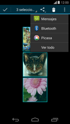 Motorola Moto X (2ª Gen) - Bluetooth - Transferir archivos a través de Bluetooth - Paso 10