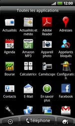 HTC A7272 Desire Z - E-mail - envoyer un e-mail - Étape 2