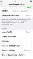 Apple iPhone SE - iOS 12 - Internet - Configuration manuelle - Étape 5