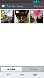LG G2 - Photos, vidéos, musique - Envoyer une photo via Bluetooth - Étape 6