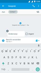 Nokia 3 - MMS - afbeeldingen verzenden - Stap 7