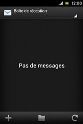 Sony ST21i Xperia Tipo - E-mail - Envoi d