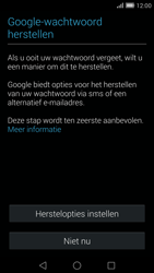 Huawei Ascend Mate 7 4G (Model MT7-L09) - Applicaties - Account aanmaken - Stap 11