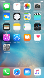 Apple iPhone 6s - E-mail - Configuration manuelle - Étape 1
