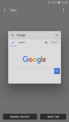 Samsung A320 Galaxy A3 (2017) - Internet - Internet browsing - Step 17