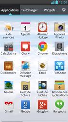 LG Optimus F6 - Photos, vidéos, musique - Envoyer une photo via Bluetooth - Étape 3