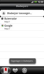 HTC A8181 Desire - Internet - Hoe te internetten - Stap 10