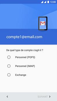 OnePlus 3 - E-mail - Configuration manuelle - Étape 11