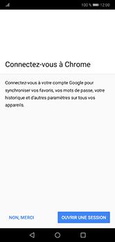 Huawei P20 lite - Internet et connexion - Naviguer sur internet - Étape 4