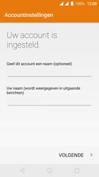 Wiko Fever 4G - E-mail - handmatig instellen (yahoo) - Stap 9