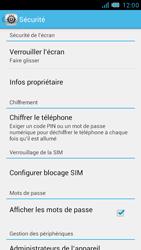 Bouygues Telecom Bs 471 - Sécuriser votre mobile - Personnaliser le code PIN de votre carte SIM - Étape 5