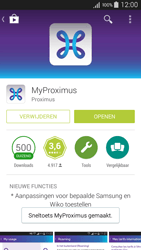 Samsung Galaxy A3 (2016) - Applicaties - MyProximus - Stap 10
