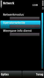 Nokia X6-00 - Netwerk - gebruik in het buitenland - Stap 9