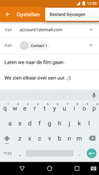 Fairphone Fairphone 2 (2017) - E-mail - Bericht met attachment versturen - Stap 10