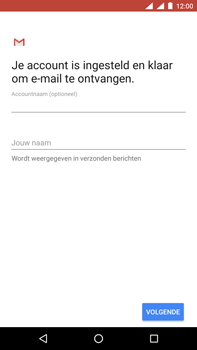 Nokia 6.1 (Dual SIM) - E-mail - Account instellen (POP3 zonder SMTP-verificatie) - Stap 21