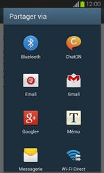 Samsung Galaxy S2 - Internet et connexion - Naviguer sur internet - Étape 18