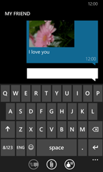 Nokia Lumia 635 - MMS - Sending a picture message - Step 13