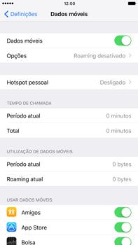 Apple iPhone 7 Plus - Internet no telemóvel - Como ativar os dados móveis -  5