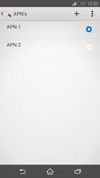 Sony D6603 Xperia Z3 - Internet - handmatig instellen - Stap 18
