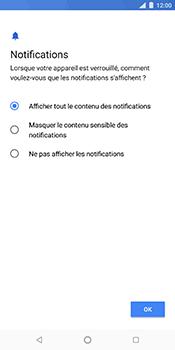 Nokia 7 Plus - Sécuriser votre mobile - Activer le code de verrouillage - Étape 11