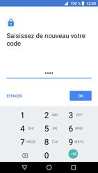 Crosscall Core X3 - Sécuriser votre mobile - Activer le code de verrouillage - Étape 11