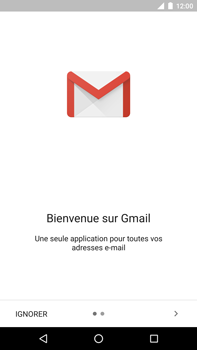 Huawei Nexus 6P - Android Oreo - E-mail - Configuration manuelle (gmail) - Étape 4