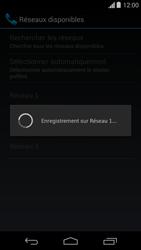 Motorola Moto G - Réseau - utilisation à l'étranger - Étape 12