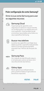 Samsung Galaxy S8 Plus - Primeiros passos - Como ligar o telemóvel pela primeira vez -  17