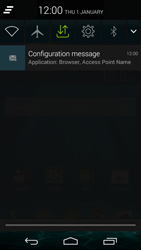 Acer Liquid Jade S - Internet - Automatic configuration - Step 4