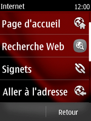Nokia Asha 300 - Internet - navigation sur Internet - Étape 3